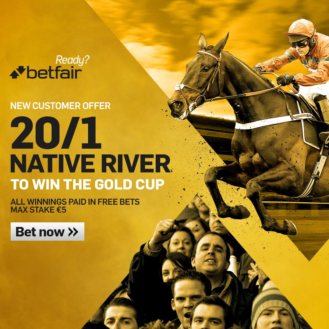 native river odds gold cup