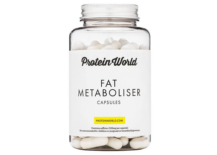 Fat Metaboliser Capsules - Protein World