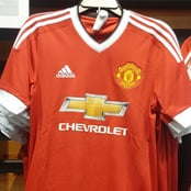 Man Utd home kit 'put on sale in US'
