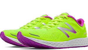 Women's running shoes review: New Balance Fresh Foam Zante, Nike Air Huarache Run Ultra