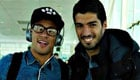 Coutinho and Lucas wish Suarez happy birthday