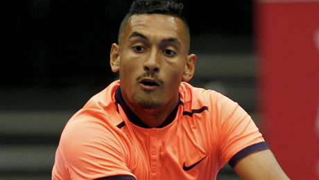 Indian Wells 2017: Nick Kyrgios downs defending champ Djokovic for second time