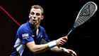 Nick Matthew ends 2013 as world champion & squash's new No1