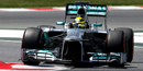 Spanish Grand Prix 2013: Nico Rosberg pips Lewis Hamilton to pole