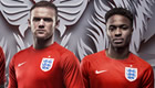 England World Cup kits unveiled