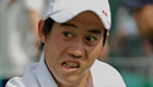 Djokovic 'nowhere near best' against Nishikori