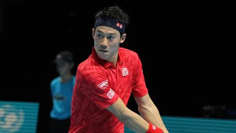 ATP World Tour Finals 2015: Blistering Kei Nishikori downs Stan Wawrinka in race for No3