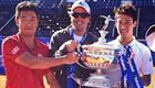 Barcelona 2014: Kei Nishikori races to first clay title and top-12 ranking