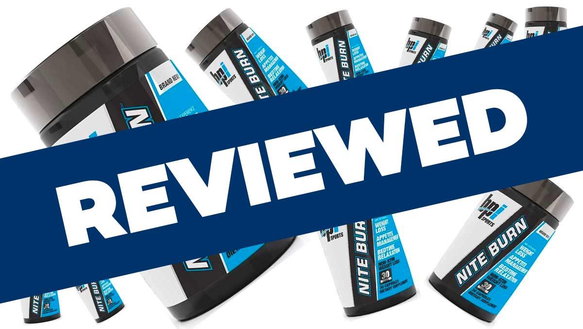 Nite Burn BPI Review