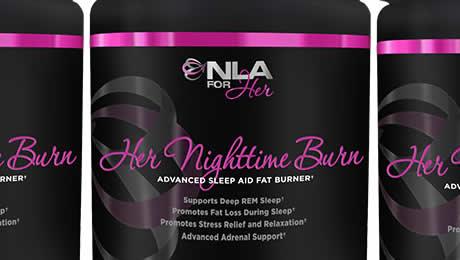 NLA Her Nighttime Burn review