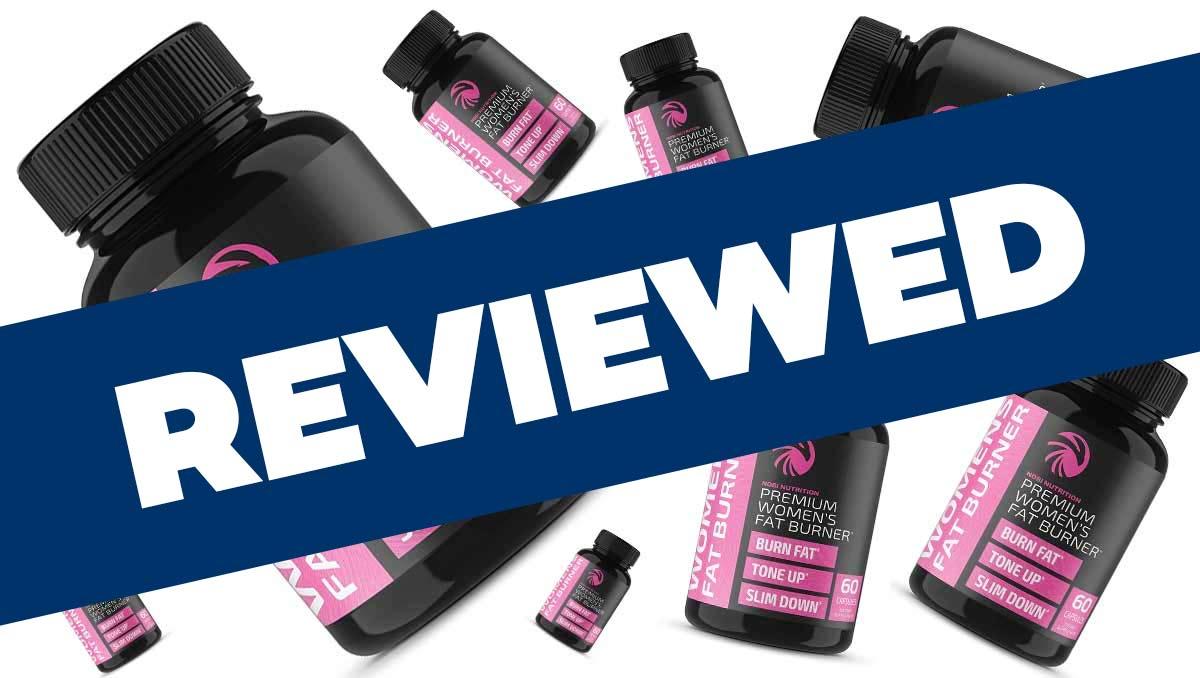 Nobi Nutrition Premium Women's Fat Burner Review