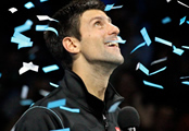 New No1 Novak Djokovic will defend double victory at ATP World Tour Finals