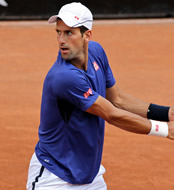 Novak Djokovic looks set for Madrid, Rome and Paris after injury scare
