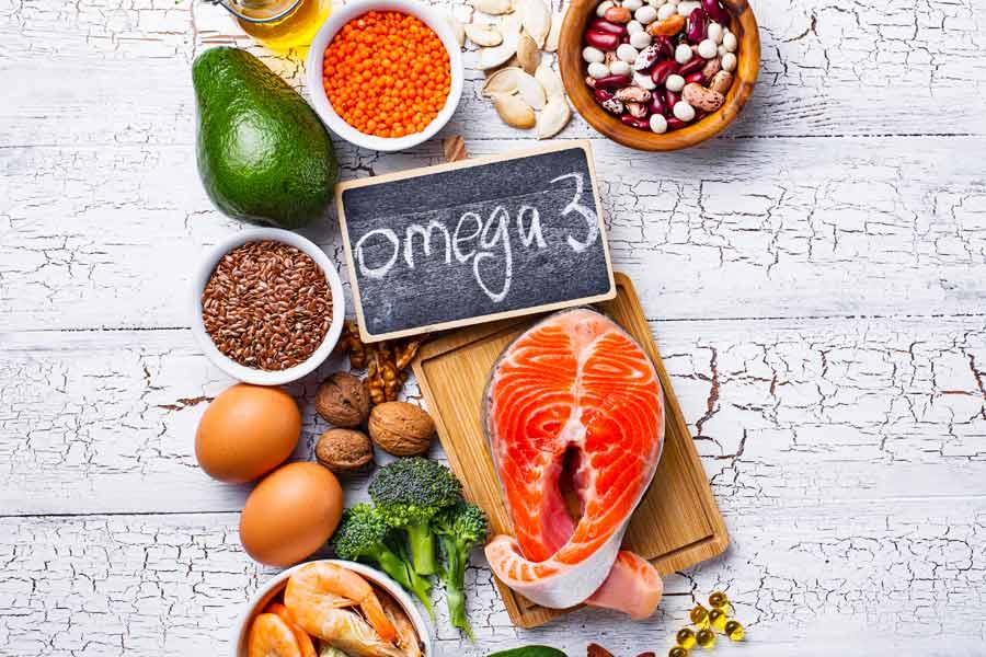 Omega-3 Foods Diet