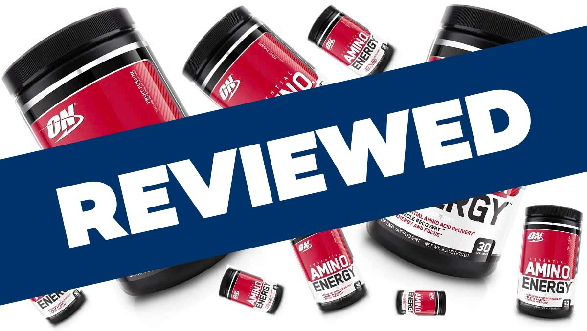 Optimum Nutrition Amino Energy Review