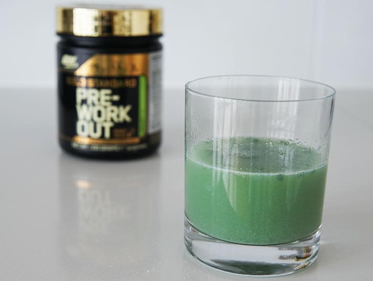 Optimum Nutrition Gold Standard Pre Workout