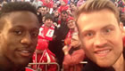 Origi turns photographer during Liverpool's friendly win