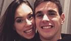 Chelsea's Oscar shares soppy selfie