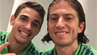 Photo: Oscar snaps selfie with former Chelsea team-mate