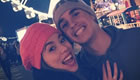 Photo: Chelsea star Oscar visits Winter Wonderland with his wife