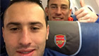 Ospina reflects on his Arsenal debut