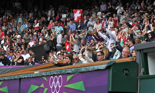 london 2012 tennis