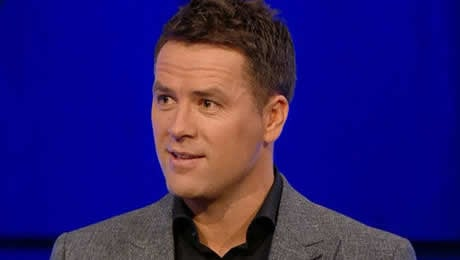Michael Owen states his prediction for Man United v Juventus