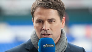 Michael Owen reacts to Arsenal's 2-0 win over Basel