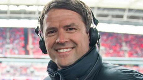 Michael Owen states his prediction for Newcastle v Man United