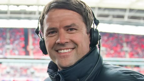 Michael Owen states his prediction for Arsenal v Leicester
