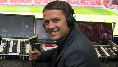Michael Owen reacts to Liverpool's 1-0 win at Everton on Twitter