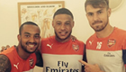 Oxlade-Chamberlain gears up for Man Utd clash
