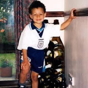 Can you guess which Arsenal star this is?