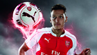 Arsenal star Ozil reveals Ballon d'Or ambition