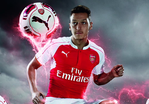mesut ozil arsenal