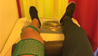 Photo: Arsenal's Mesut Ozil gives injury update on Instagram