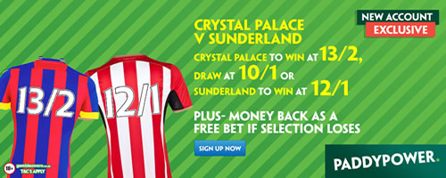 paddy power offer