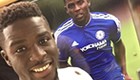 Photo: New Chelsea signing snaps selfie… with himself