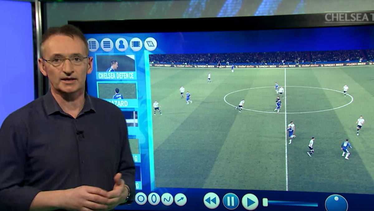 Former Chelsea FC winger Pat Nevin (Photo: YouTube / Screen grab)