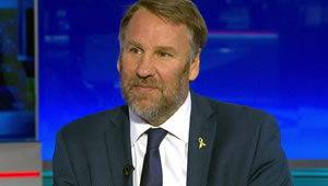 Paul Merson states prediction for Liverpool v Villarreal