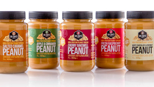 Dr Zak's protein peanut butter review: Salted Caramel, Cherry Bakewell and more