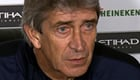 Pellegrini: Man City's clash at Chelsea won't decide title