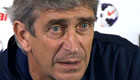 Pellegrini: Man City ready to battle for points
