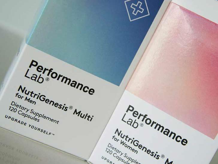Performance Lab NutriGenesis Multivitamin