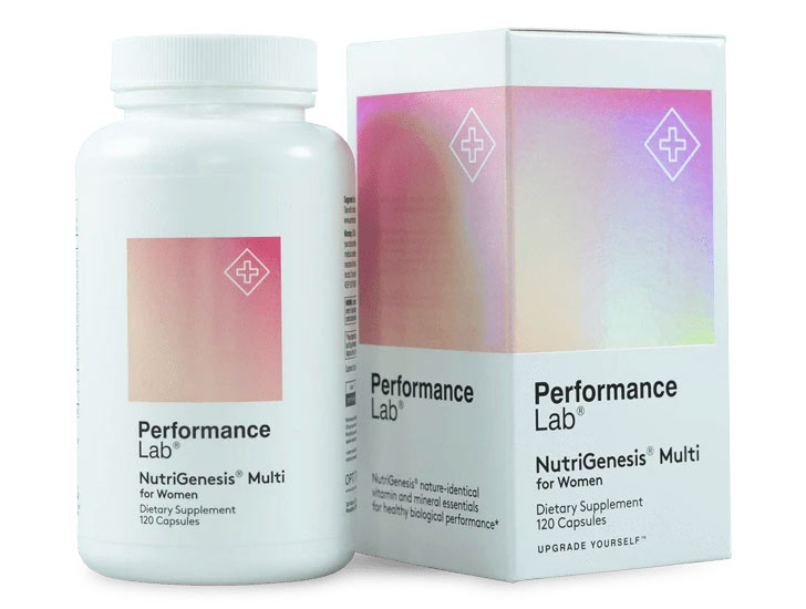 Performance Lab Nutri-Genesis for Men