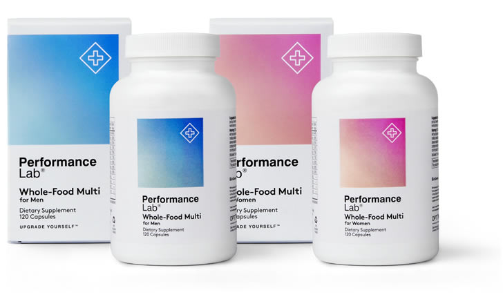 Performance Lab Multivitamins