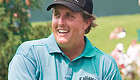 I didn't play great, admits Mickelson