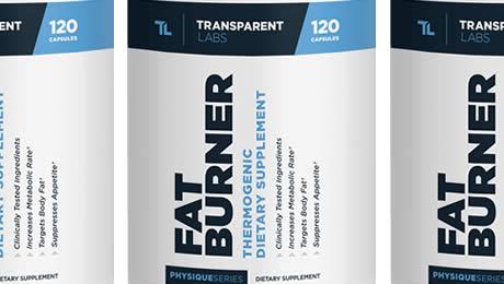 PhysiqueSeries Fat Burner Transparent Labs review