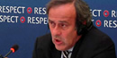 Uefa president Michel Platini: I'm against any technology in sport