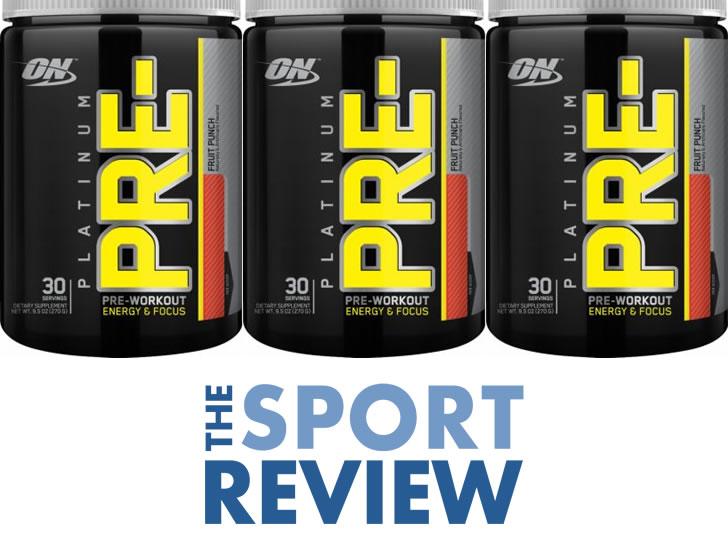 Platinum Pre review